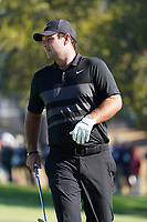 Patrick Reed (USA) In action during the final round of the The Genesis Invitational, Riviera Country Club, Pacific Palisades, Los Angeles, USA. 15/02/2020<br /> Picture: Golffile | Phil Inglis<br /> <br /> <br /> All photo usage must carry mandatory copyright credit (© Golffile | Phil Inglis)