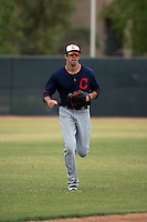 Brad Zimmer - Cleveland Indians 2016 spring training (Bill Mitchell)
