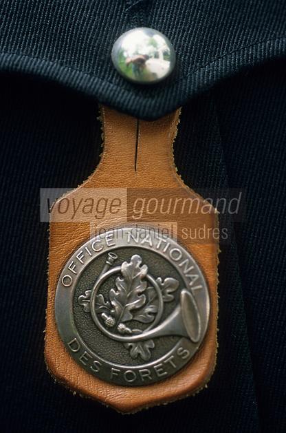 Europe/France/Centre/41/Loir-et-Cher/Sologne/Domaine National de Chambord/Chambord : Costume garde-chasse