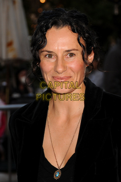 "CHRISTINE JEFFS , Director .""Sunshine Cleaning"" Los Angeles Premiere held at Pacific Theaters at The Grove, Los Angeles, CA, USA, .09 March 2009..portrait headshot black necklace .CAP/ADM/BP.©Byron Purvis/Admedia/Capital PIctures"