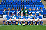 St Johnstone FC Academy Under 15's<br /> Back from left, Robbie Blackley, Kyle Woolley, Adam Harper, Patrick Brown, Jack Wills, Ross Sinclair, Jordan Walker, Gregor Donald, Duncan MacPhee and Igor Spurek.<br /> Front from left, Ben Fraser, Jack Simpson, Ben Ragan, David McCrory, Kyle Green, Oliver Hamilton, Craig Tosh and Ben Sellars.<br /> Picture by Graeme Hart.<br /> Copyright Perthshire Picture Agency<br /> Tel: 01738 623350  Mobile: 07990 594431