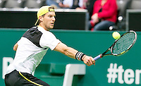 10-02-14, Netherlands,Rotterdam,Ahoy, ABNAMROWTT,, , Andreas Seppi(ITA) <br /> Photo:Tennisimages/Henk Koster