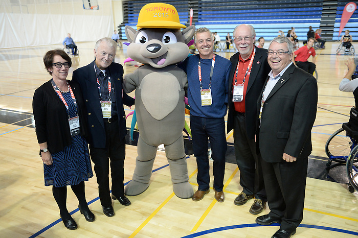 (TORONTO, ON) Sept 18, 2014 - Toronto Pan Am Sports Centre - Tour & Event.