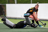 Capital v Southern Women. Under 21 National Hockey Championships, North Harbour Hockey Stadium, Auckland, Tuesday 7 May 2019. Photo: Simon Watts/Hockey NZ