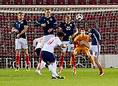 2018 UEFA U21 European Football Championships Qualification Scotland v England Oct 16th