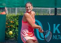 Etten-Leur, The Netherlands, August 27, 2017,  TC Etten, NVK, Stéphanie Kuiper (NED)<br /> Photo: Tennisimages/Henk Koster