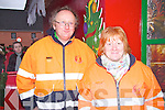 Keeping an eye on things during Sunday's various shows in Abbeyfeale were members of the Abbeyfeale District Search and Rescue, Mike Hartnett and Noelle Brodrick.