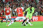 Cortuluá pasó la instancia de Cuartos al igualar con Santa Fe 1-1, ya que el global fue de 3-2.