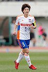Kaede Nakamura (Albirex Ladies), APRIL 15, 2017 - Football / Soccer : Plenus Nadeshiko League Cup 2017 Division 1 match between NTV Beleza 2-0 Niigata Albirex Ladies at Tama City Athletic Stadium in Tokyo, Japan. (Photo by Yusuke Nakanishi/AFLO)