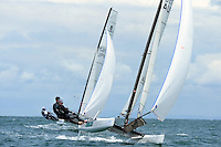 Paul Darmann &amp; Lucy Copeland (AUS)<br />