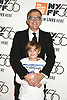 Director/ Producer Mark Bozek and son Jude Bozek attend &quot;The Times of Bill Cunningham&quot;  World Premiere on October 11, 2018 at the 56th New York Film Festival in New York City, New York, USA.<br /> <br /> photo by Robin Platzer/Twin Images<br />  <br /> phone number 212-935-0770