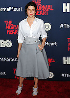 "NEW YORK CITY, NY, USA - MAY 12: Marisa Tomei at the New York Screening Of HBO's ""The Normal Heart"" held at the Ziegfeld Theater on May 12, 2014 in New York City, New York, United States. (Photo by Celebrity Monitor)"