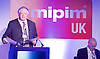 MIPIM UK <br /> at Olympia, London, Great Britain <br /> 19th October 2016 <br /> <br /> What Brexit really means for UK Property <br /> <br /> Keynote speakers<br /> <br /> <br /> Guy Hands <br /> Terra Firma <br /> Chairman and Chief Investment Officer <br /> <br /> <br /> <br /> <br /> Photograph by Elliott Franks <br /> Image licensed to Elliott Franks Photography Services