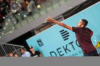 Australian Nick Kyrgios during Mutua Madrid Open Tennis 2016 in Madrid,  May 06, 2016. (ALTERPHOTOS/BorjaB.Hojas) /NortePhoto.com /NortePhoto