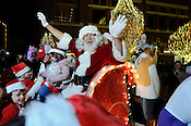 Lights of the Ozarks Parade Nov. 21, 2014