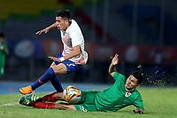 Cocha 2018 Futbol Bolivia vs Chile
