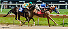 Blue Kimbo winning at Delaware Park on 6/13/13