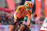 Picture by Alex Whitehead/SWpix.com - 29/09/2018 - Cycling 2018 Road Cycling World Championships Innsbruck-Tirol, Austria - Women's Elite Road Race - Anna van der Breggen of The Netherlands.