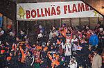 Bolln&auml;s 2016-01-09 Bandy Elitserien Bolln&auml;s GIF - V&auml;ster&aring;s SK :  <br /> Bolln&auml;s Flames<br /> (Foto: Kenta J&ouml;nsson) Nyckelord:  Bolln&auml;s GIF BGIF Giffarna S&auml;vsta&aring;s V&auml;ster&aring;s VSK