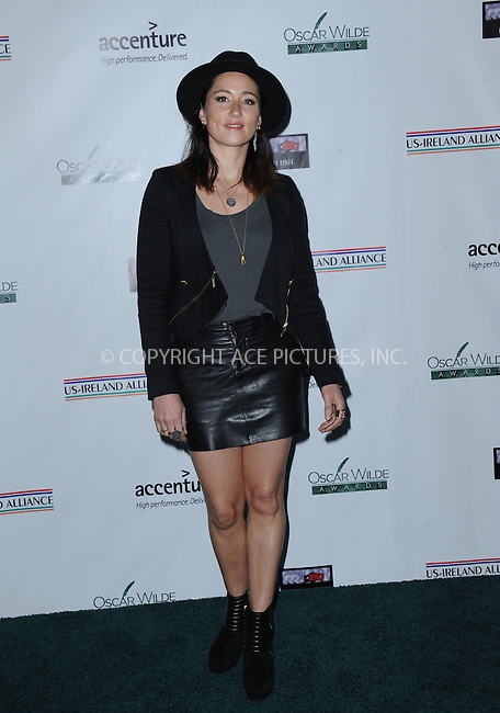 WWW.ACEPIXS.COM<br /> <br /> February 19 2015, LA<br /> <br /> KT Tunstall arriving at the US-Ireland Alliance Pre-Academy Awards event at Bad Robot on February 19, 2015 in Santa Monica, California. <br /> <br /> <br /> By Line: Peter West/ACE Pictures<br /> <br /> <br /> ACE Pictures, Inc.<br /> tel: 646 769 0430<br /> Email: info@acepixs.com<br /> www.acepixs.com