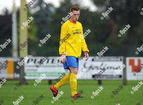2011-07-21 / Voetbal / seizoen 2011-2012 / R. Kapellen FC / Christof Van Bouwel..Foto: mpics