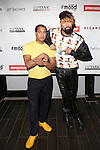Intro Media, Remy Martin and Ty Hunter Celebrate the Launch of Ty Hunter's Emoji App With Converse, Get Live!, Ricardo's Steak House and Swyft Media Held at 287 Gallery, NY