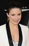 HOLLYWOOD, CA - AUGUST 01: Sophia Bush arrives at the Los Angeles Premiere of 'Total Recall' at Grauman's Chinese Theatre on August 1, 2012 in Hollywood, California.
