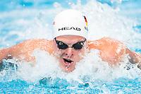 DEIBLER Steffen GER<br /> Swimming - Men's 100m butterfly heats<br /> Day 15 07/08/2015<br /> XVI FINA World Championships Aquatics Swimming<br /> Kazan Tatarstan RUS July 24 - Aug. 9 2015 <br /> Photo Giorgio Perottino/Deepbluemedia/Insidefoto