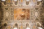 Ceiling of Encarnaçao church, Lisbon