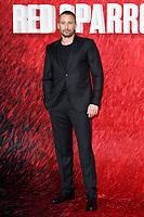 Matthias Schoenaerts at the &quot;Red Sparrow&quot; premiere at the Vue West End, Leicester Square, London, UK. <br /> 19 February  2018<br /> Picture: Steve Vas/Featureflash/SilverHub 0208 004 5359 sales@silverhubmedia.com