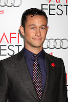 HOLLYWOOD, CA - NOVEMBER 08: Joseph Gordon-Levitt at the 'Lincoln' premiere during the 2012 AFI FEST at Grauman's Chinese Theatre on November 8, 2012 in Hollywood, California. Credit: mpi21/MediaPunch Inc. /NortePhoto