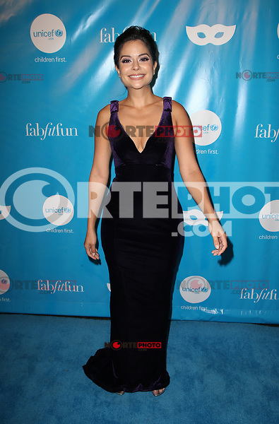 LOS ANGELES, CA - OCTOBER 27:  Melissa Carcache, at UNICEF Next Generation Masquerade Ball Los Angeles 2017 At Clifton's Republic in Los Angeles, California on October 27, 2017. Credit: Faye Sadou/MediaPunch /NortePhoto.com