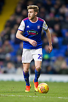 Callum Elder of Ipswich Town during Ipswich Town vs Rotherham United, Sky Bet EFL Championship Football at Portman Road on 12th January 2019