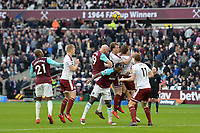 West ham attack  during West Ham United vs Burnley, Premier League Football at The London Stadium on 10th March 2018