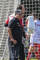 SAO PAULO, SP, 13.05.2014 - TREINO SAO PAULO - O treinador Muricy Ramalho durante treino do Sao Paulo FC no Centro de Treinamento da Barra Funda na regiao oeste de Sao Paulo, nesta terca-feira, 13. (Foto: William Volcov / Brazil Photo Press).