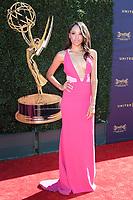 PASADENA - APR 30: Sal Stowers at the 44th Daytime Emmy Awards at the Pasadena Civic Center on April 30, 2017 in Pasadena, California