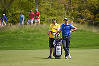 Henrik Stenson (SWE) looks over his approach shot on 12 during round 4 of the 2019 PGA Championship, Bethpage Black Golf Course, New York, New York,  USA. 5/19/2019.<br /> Picture: Golffile | Ken Murray<br /> <br /> <br /> All photo usage must carry mandatory copyright credit (© Golffile | Ken Murray)
