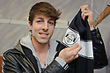 German midfielder Philipp Züfle, who has signed for East Stirlingshire after emailing them asking for a trial .....