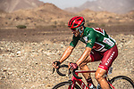 Nathan Haas (AUS) Team Katusha-Alpecin in action during Stage 5 of the 2018 Tour of Oman running 152km from Sam'il to Jabal Al Akhdhar. 17th February 2018.<br /> Picture: ASO/Muscat Municipality/Kare Dehlie Thorstad | Cyclefile<br /> <br /> <br /> All photos usage must carry mandatory copyright credit (&copy; Cyclefile | ASO/Muscat Municipality/Kare Dehlie Thorstad)