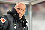07.11.2010, Mercedes-Benz Arena, Stuttgart, GER, 1. FBL, VfB Stuttgart vs Werder Bremen, im Bild Thomas Schaaf (Bremen Trainer), Foto © nph / Roth