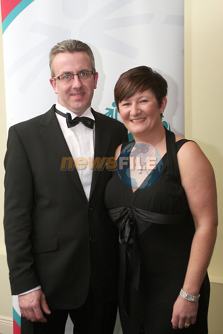 Dennis and Deirdre Duggan at the Special Olympics Gala Ball in The Boyne Valley Hotel...Photo NEWSFILE/Jenny Matthews.(Photo credit should read Jenny Matthews/NEWSFILE)....This Picture has been sent you under the condtions enclosed by:.Newsfile Ltd..The Studio,.Millmount Abbey,.Drogheda,.Co Meath..Ireland..Tel: +353(0)41-9871240.Fax: +353(0)41-9871260.GSM: +353(0)86-2500958.email: pictures@newsfile.ie.www.newsfile.ie.FTP: 193.120.102.198.