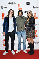 LONDON, ENGLAND - JUNE 6: Richard Ashcroft attending the premiere of 'Liam Gallagher: As It Was' at Alexandra Palace on June 6, 2019 in London, England.<br /> CAP/MAR<br /> ©MAR/Capital Pictures