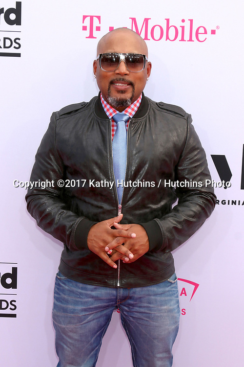 LAS VEGAS - MAY 21:  Daymond John at the 2017 Billboard Music Awards - Arrivals at the T-Mobile Arena on May 21, 2017 in Las Vegas, NV