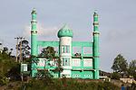 Jumma mosque, Haputale, Badulla District, Uva Province, Sri Lanka, Asia