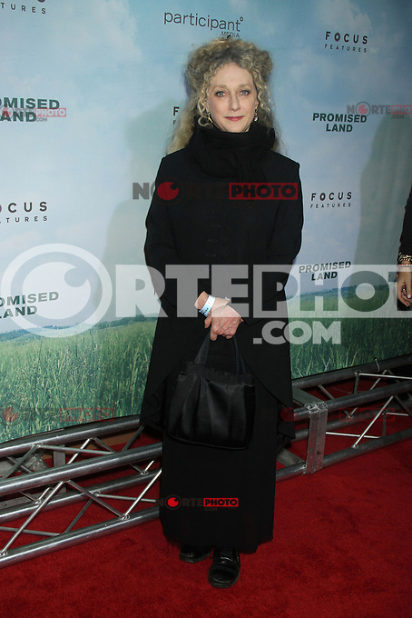 NEW YORK, NY - DECEMBER 04: Carol Kane at the 'Promised Land' premiere at AMC Loews Lincoln Square 13 on December 4, 2012 in New York City. Credit: RW/MediaPunch Inc. ©/NortePhoto /NortePhoto© /NortePhoto /NortePhoto