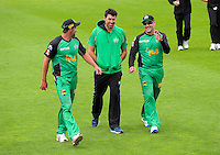 161207 Basin Blast T20 Cricket - Wellington Firebirds v Melbourne Stars