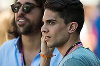 Marc Bartra of FC Barcelona during the race of  Moto2 of Catalunya at Circuit de Catalunya on June 11, 2017 in Montmelo, Spain.(ALTERPHOTOS/Rodrigo Jimenez) (NortePhoto.com) (NortePhoto.com)