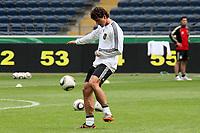 Mario Gomez<br /> WM-Team des DFB trainiert in der Commerzbank Arena *** Local Caption *** Foto ist honorarpflichtig! zzgl. gesetzl. MwSt. Auf Anfrage in hoeherer Qualitaet/Aufloesung. Belegexemplar an: Marc Schueler, Alte Weinstrasse 1, 61352 Bad Homburg, Tel. +49 (0) 151 11 65 49 88, www.gameday-mediaservices.de. Email: marc.schueler@gameday-mediaservices.de, Bankverbindung: Volksbank Bergstrasse, Kto.: 151297, BLZ: 50960101