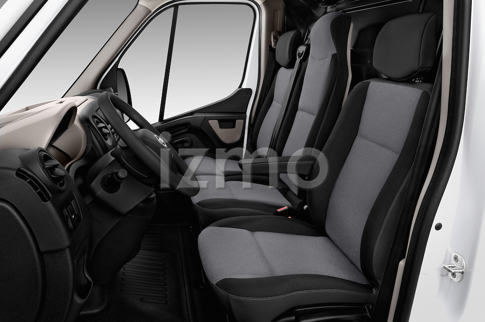 Front seat view of 2016 Nissan NV400 Acenta 4 Door Cargo Van Front Seat  car photos