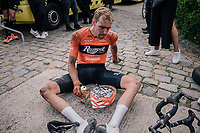 post-race fatigue<br /> <br /> 3rd Dwars Door Het hageland 2018 (BEL)<br /> 1 day race:  Aarschot > Diest: 198km